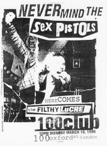 sex pistols is back