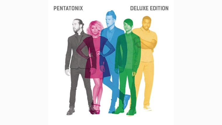Pentatonix deluxe album indonesia